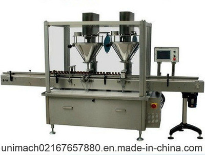 Automatic Can Feeding and Filling Packing Machine