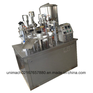 Sime Automatic Plastic Soft Tube Filling Sealing Machine