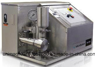 High Efficiency Vertical Milk Homogenizer