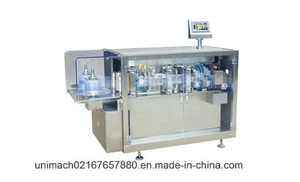 Ggs-118 Plastic Ampoule Oral Liquid Filling Sealing Machine