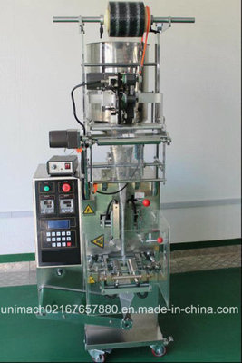 Automatic Paste Sachet Packing Machine