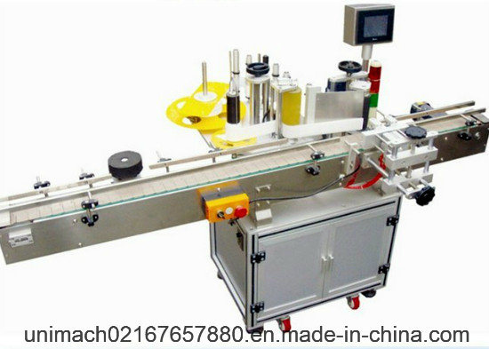 Automatic Glass Pet Bottle Labeling Machine