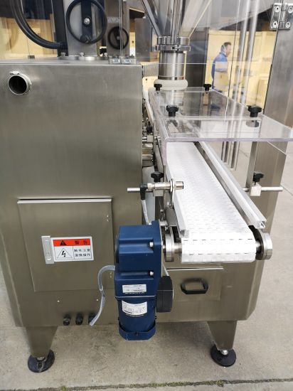 Automatic Powder Filling Packaging Machine