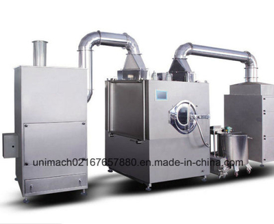 Tablet Film Coating Machine (BGB)