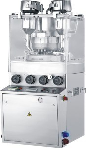Zpw23 Muti-Functional Rotary Tablet Press Machine