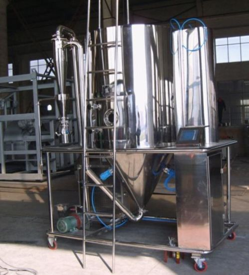 High Speed Centrifuge Chemical Food Egg Powder Spray Dryer