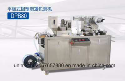 Mini Automatic Food Blister Packing Machine