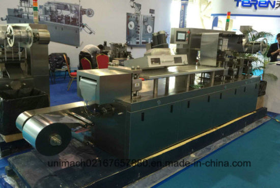 Alu/Alu (Alu-PVC) Blister Packing Machine