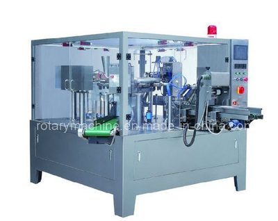 Gd8-200b Rotary Doypack Packing Machine for Snacks