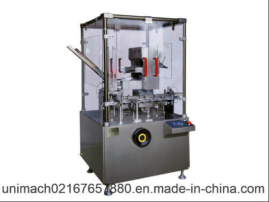 Automatic Blister Cartoning Machine (vertical)