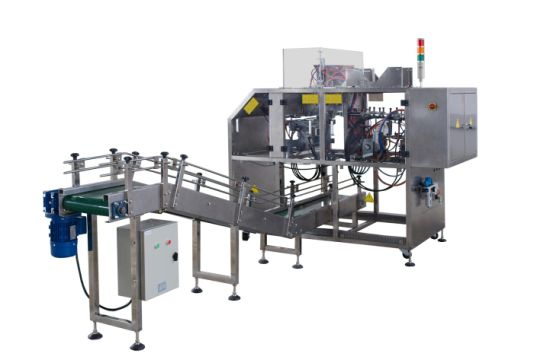 Big Premade Pouch/Doypack Packing Machine (MG-320/320Z)