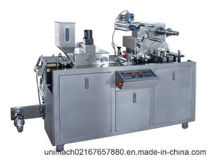 Dpb-80 Mini High Quality Flat-Plate Automatic Blister Packing Machine