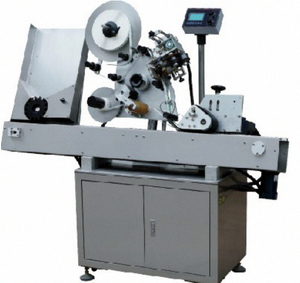 Automatic Horizontal Double Sided Flat Labeling Machine