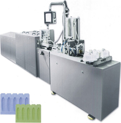 Linear Full-Automatic Suppository Filling Sealing Machine