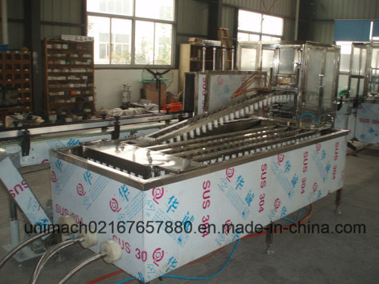 Automatic Spray Aerosol Filling Machine