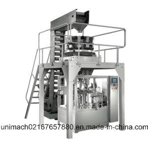Dxd Multi-Heads Vertical Packing Machine
