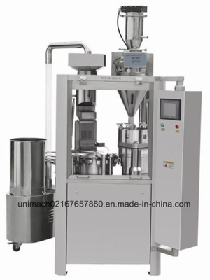 Automatic Capsule Filling Machine with Vacuum Loader (NJP1200C)