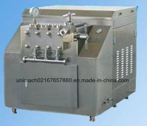 High Efficiency Pressure Plastic Rubber Homogenizer