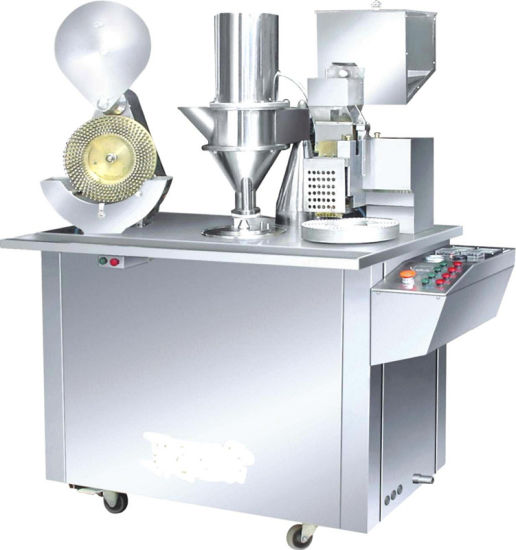 Ncj-C Semi-Automatic Capsule Filler