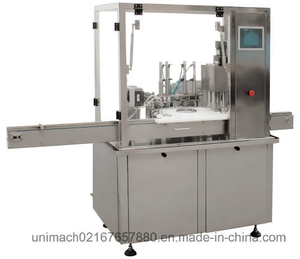 Automatic Eye Drop Liquid Filling Machine