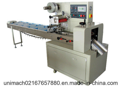 Horizontal Flow Pillow Type Bag Package Machinery
