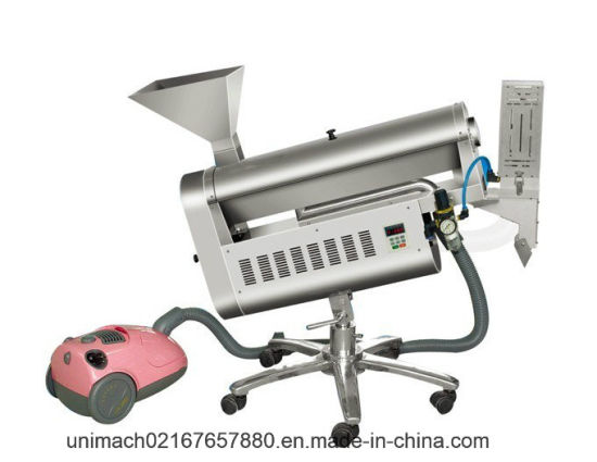 Nfj - 150 Capsule Sorter Polisher Machine