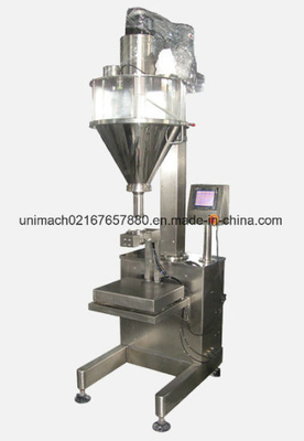 Semi - Automatic Auger Filler Machine (DCS-1 SERIES)