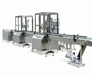 High Efficiency Automatic Aerosol Filling Line