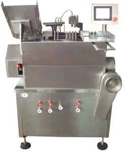 Updated 2 Heads Ampoule Filling Sealing Machine (AAG-2)