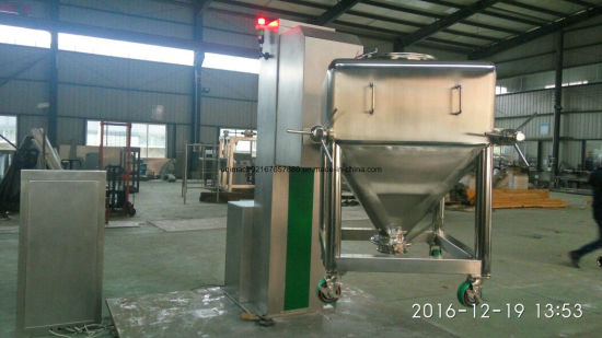 Htd Series Post Bin Blender