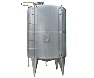 Dual-Layer Storage Tank (vertical, side or no agitator)
