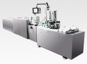 Automatic Suppository Filling and Sealing Line