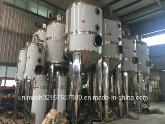 Wz Series External Circulating Single Effect Concentrator