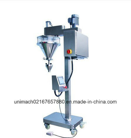 Semi - Automatic Auger Filler for Powder