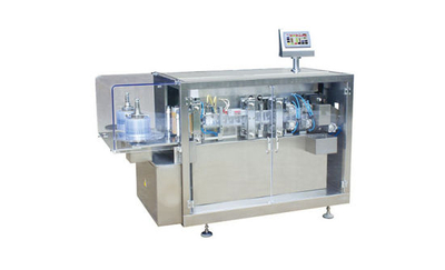 High Quality Plastic Ampoule Oral Liquid Filling Sealing Machine
