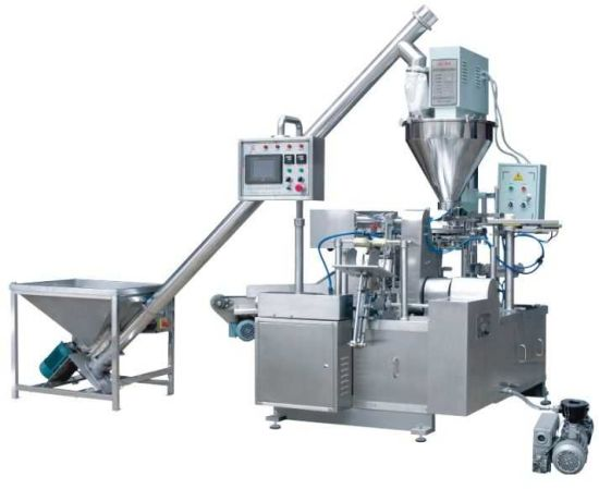 Fully-Automatic Powder Packing Machine