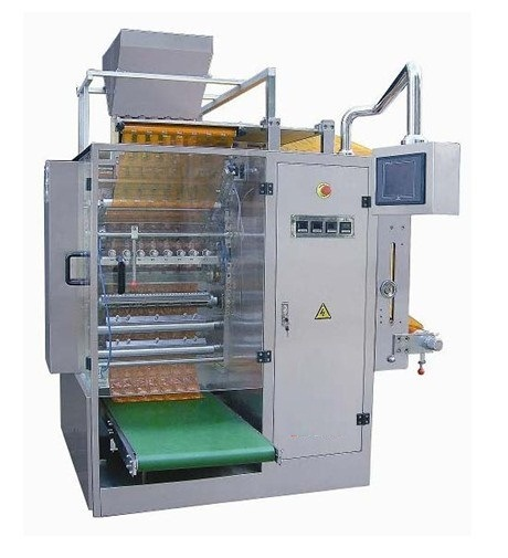 Multi-Lanes Granule Packing Machine (4 Side Sealing Big Sachet) (DXM-K900B)