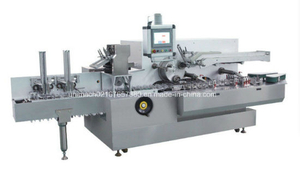 High Speed Cartoner Cartoning Machine