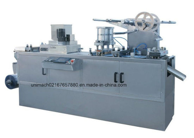 Capsule Blister Sealing Packing Machine