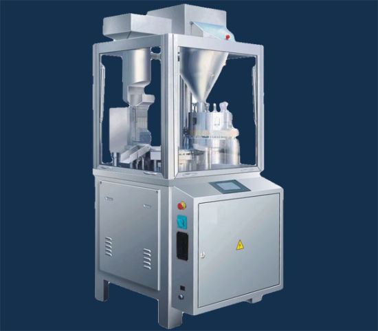 Fully Automatic Capsule Filling Machine