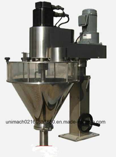 Un8-300-P Rotary Pouch Packing Line for Powder