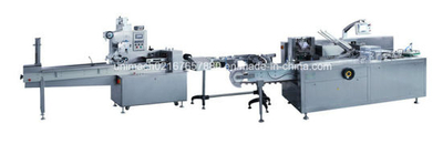 Lx Series Automatic Pillow Package Cartoning Production Line