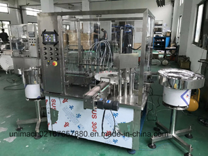 Eyedrop Filling and Capping Machine