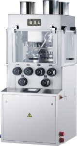 Zpw31 Muti-Functional Rotary Tablet Press Machine