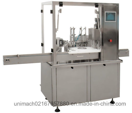 Automatic 10ml Liquid Filling Machine, 15ml Eye Drop Bottle Filling and Capping