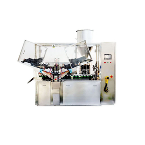 Double Heads Tube Filler Sealer