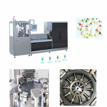 NJY-300 Hard Gelatin Capsule Filling And Sealing Production Line