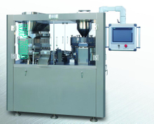 Fully automatic capsule filling machine or capsule making machine